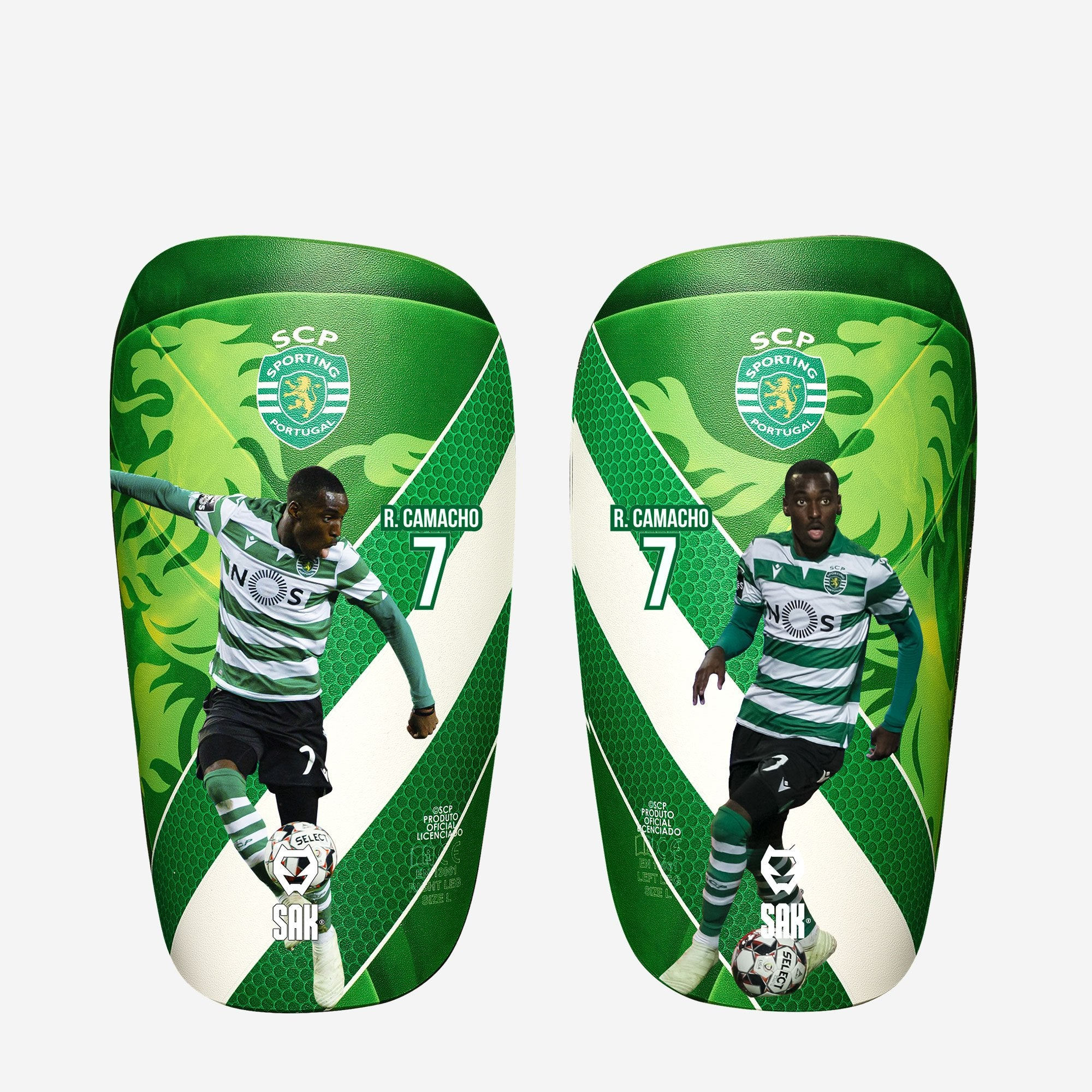 SAK Morph Sporting CP Custom Graphics