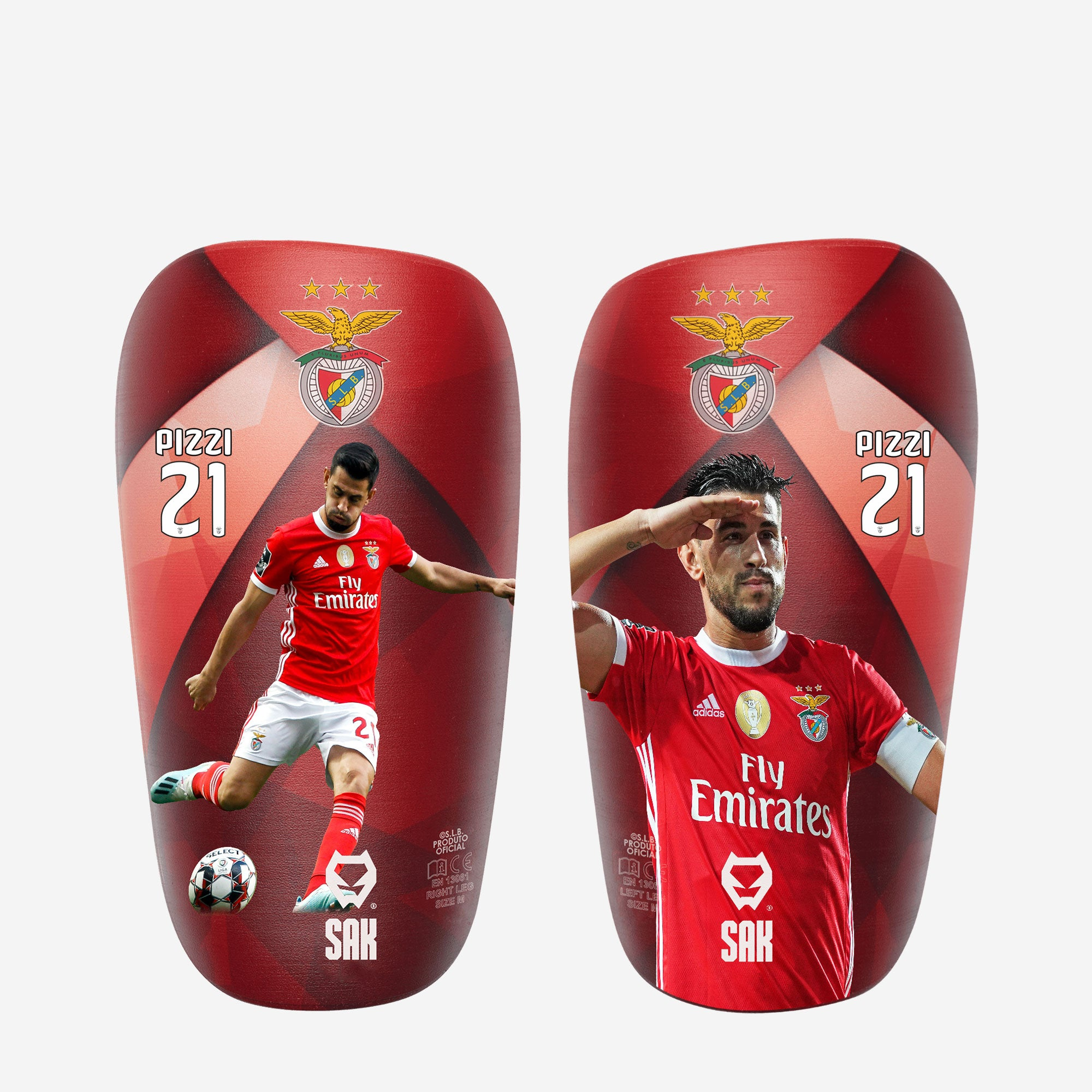 SAK Morph SL Benfica KIDS Custom Graphics