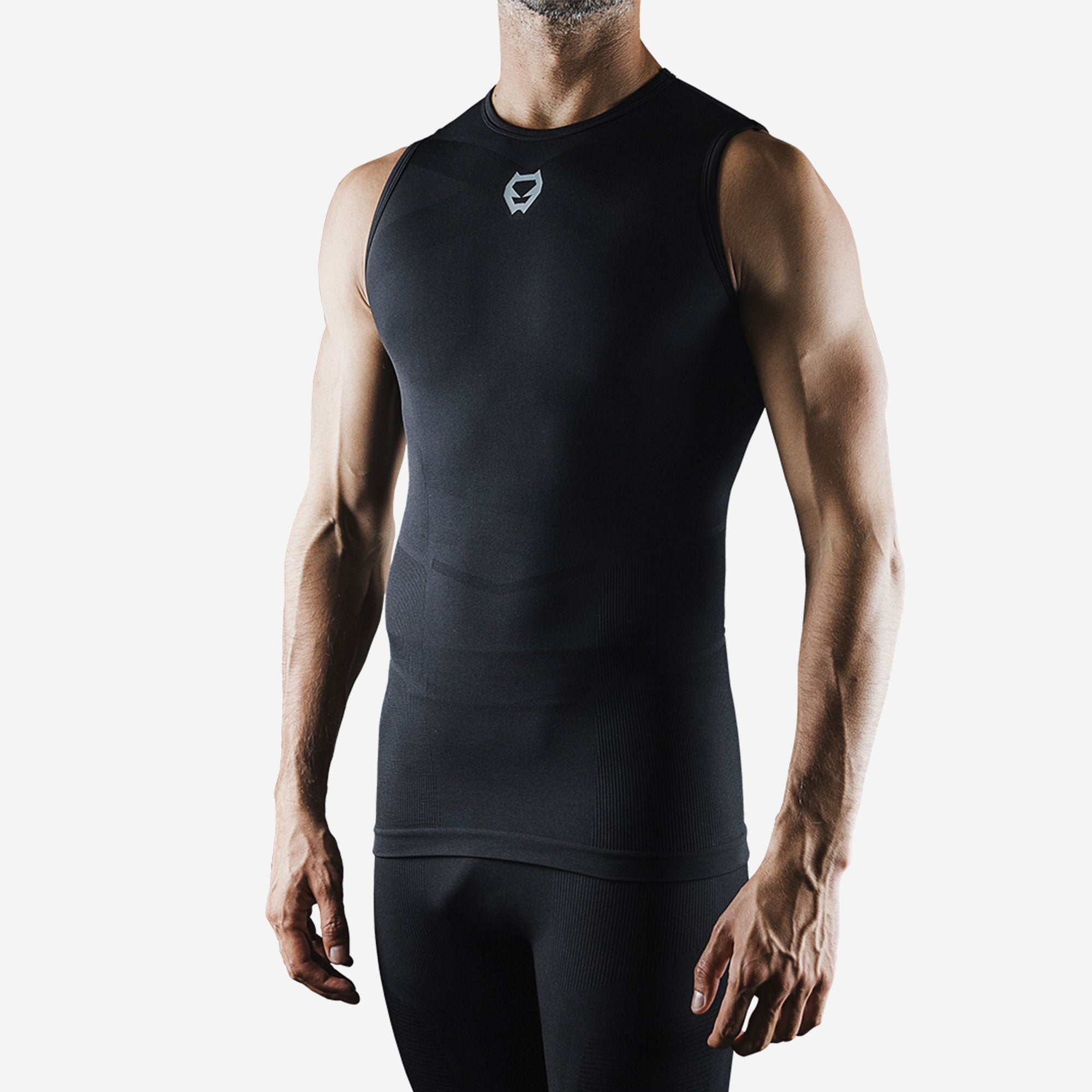 SAK STORM Compression Tank Top