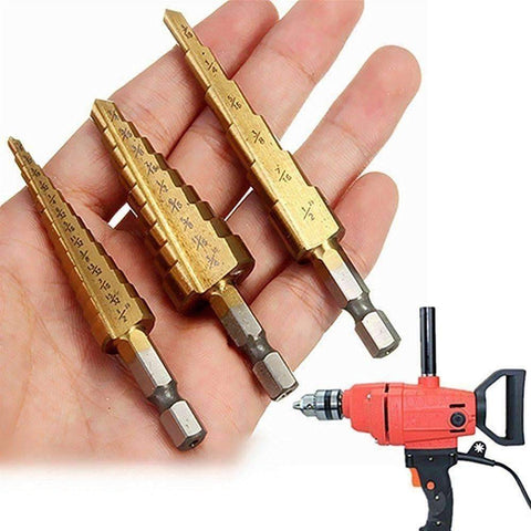 Ultimate Step Drill Bits™