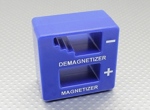 Magic Magnetizer/Demagnetizer