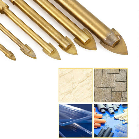 Ultimate Glass & Tile Drill Bits
