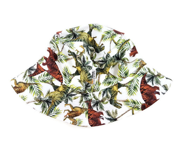 Hat Trail Dinosaur Sun Hat - FreeStyle Swimwear