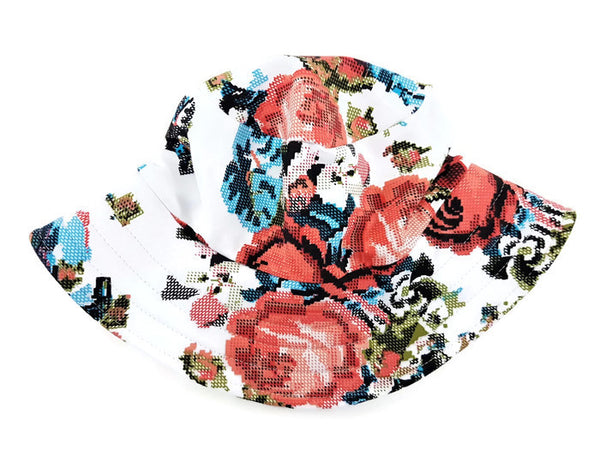 Hat Trail Vintage Rose Sun Hat - FreeStyle Swimwear