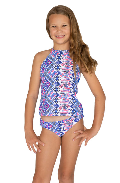 Baku Girls Active Tribe Singlet Bikini - FreeStyle Swimwear