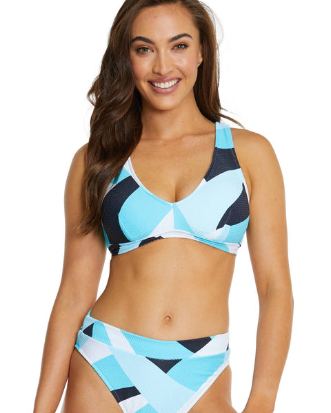 Baku Kinetic DD/E Softcup Bikini Bra - FreeStyle Swimwear