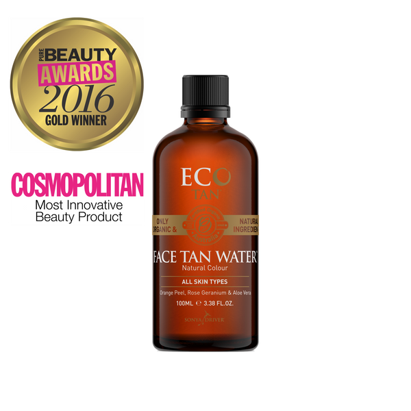 Eco Tan Face Tan Water - FreeStyle Swimwear