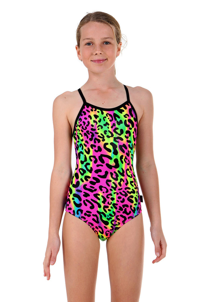 Nova Swimwear Girls Lima One Piece - FreeStyle Swimwear