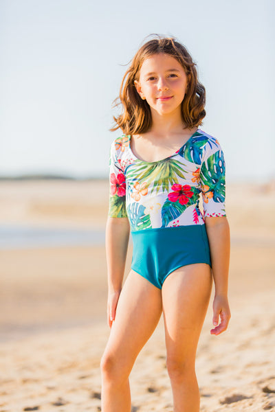Sunhaze Girls Havana Surfsuit - FreeStyle Swimwear