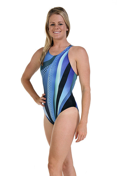Nova Swimwear Ladies Glidz One Piece - FreeStyle Swimwear
