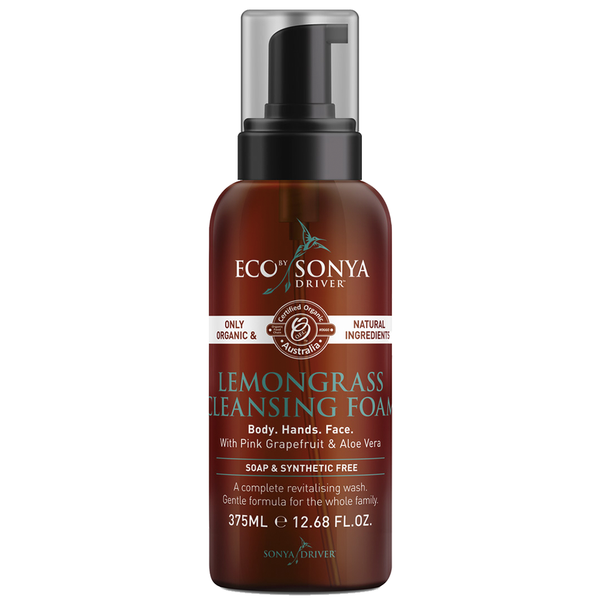 Eco Tan Lemongrass Cleansing Foam - FreeStyle Swimwear