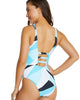 Baku Kinetic Longline One Piece - FreeStyle Swimwear