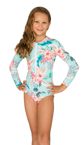 Baku Girls Maui Surf Suit - FreeStyle Swimwear