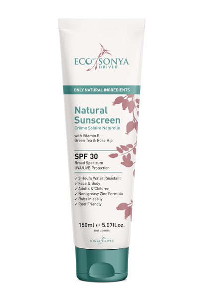 Eco Tan Natural Rose Hip Sunscreen - FreeStyle Swimwear