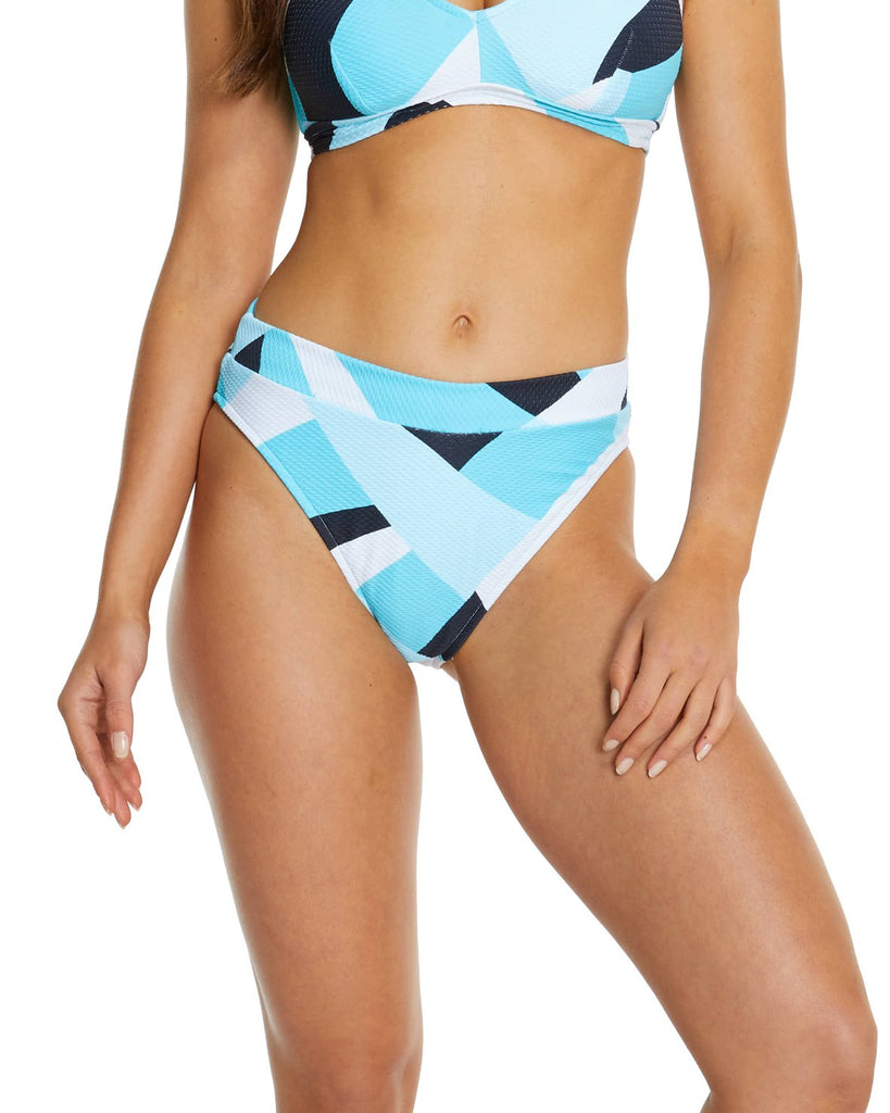 Baku Kinetic 80's Highwaist Bikini Pant - FreeStyle Swimwear