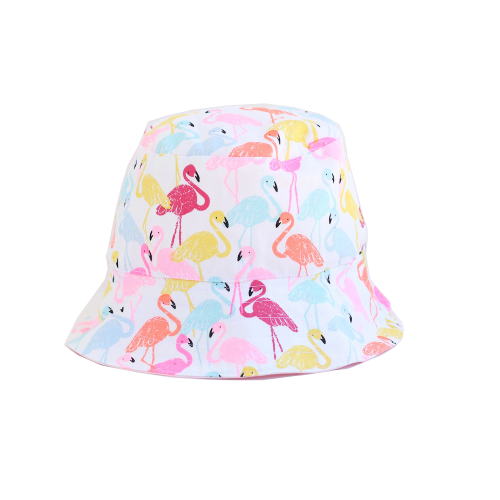 Young Squad Flamingo Bucket Hat - FreeStyle Swimwear