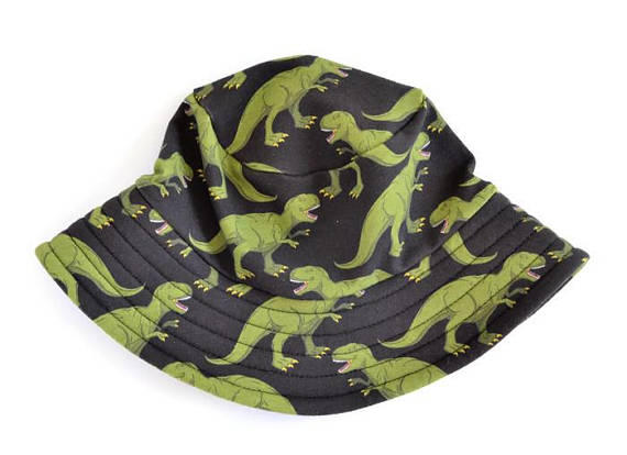 Hat Trail T-Rex Sun Hat - FreeStyle Swimwear