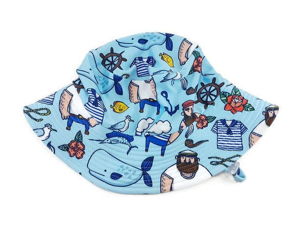 Hat Trail Sailor Swim Hat - FreeStyle Swimwear