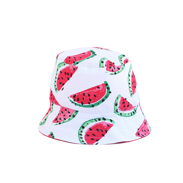 Young Squad Watermelon Bucket Hat - FreeStyle Swimwear