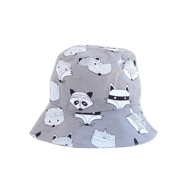 Young Squad Woodland Bucket Hat - FreeStyle Swimwear