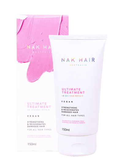 NAK Ultimate Treatment 60 Second Repair 150ml
