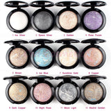 1PCS Quality Color Professional Nude eyeshadow palette makeup matte Eye Shadow