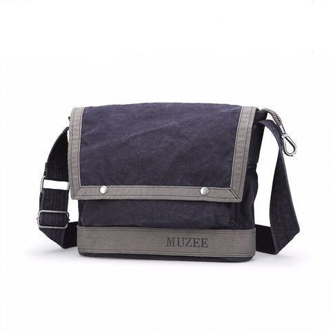 Messenger Bags for men Canvas Tote Bags Cross Body Bag Shoulder Bags for Men Travel Bags