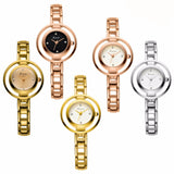 Stainless Steel Quartz Women Watches Luxury Watches Women Ladies Watches