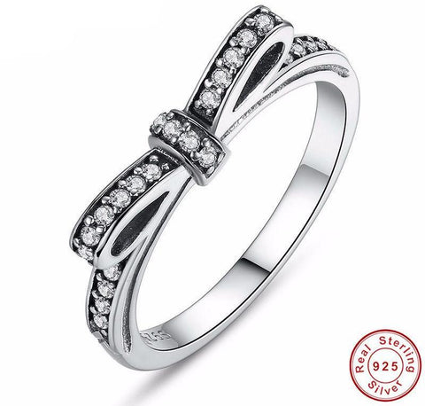 Cubic Zirconia Rings Sterling Silver Rings Rings for Women Wedding Engagement Rings