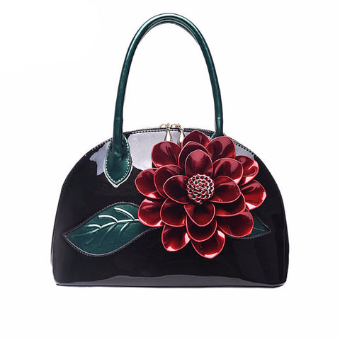 Patent Leather Designer Handbags Sale Tote Bags Top Handle Purses Handbags for women