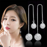 CZ Diamond Earrings for Women Bridal Jewelry Earrings for Women Fashion Jewelry