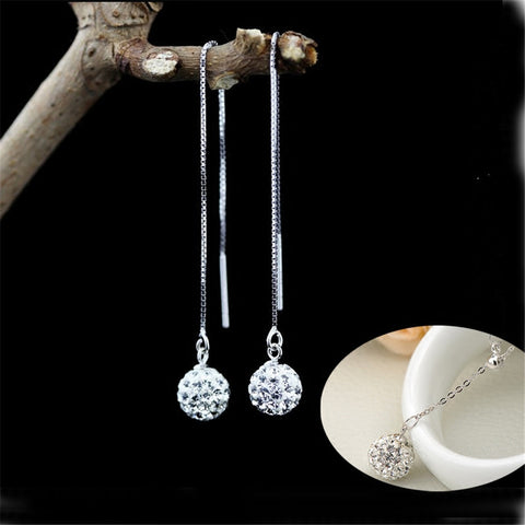 CZ Diamond Earrings for Women Fashion Jewelry Earrings for Women Bridal Jewelry