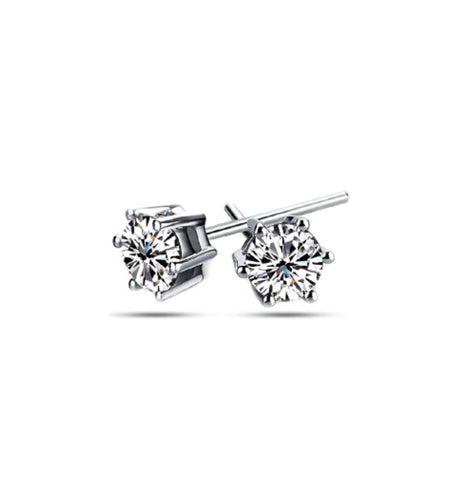 Earrings for Women CZ Diamond Stud Earrings CZ Diamond Earrings for Women