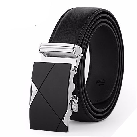 Designer Belt Leather Belt Strap Male Belt Automatic Buckle Belts For Men Girdle Wide Men Belt Waistband