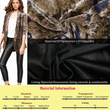 Velvet Blazers for Women Ladies Blazer Leopard Jacket Blue Blazer Jacket Coat