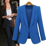Blazers for Women Ladies Blazer Blazer Jacket Blue Blazer Jacket Women Coat