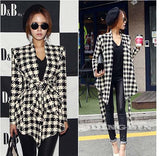 Blazers for Women Ladies Blazer Blazer Jacket Black & White Blazer Jacket Coat