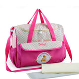 Insulated Thermal Mommy Diaper Bags Backpack Diaper Backpack Baby Diaper Bag Bab