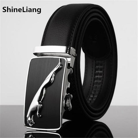 Mens Belt Leather Belt Designer Belts High Quality Luxury Belts Metal Automatic Buckle Waist Strap