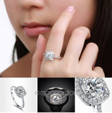 Cubic Zirconia Rings Rings for Women Promise Rings Wedding Bands Engagement Rings