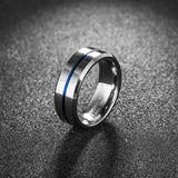 Tungsten Rings for Men Promise Rings Wedding Bands Wedding Engagement Rings