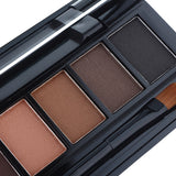 Colors Shimmer Matte Eye Shadow Makeup Palette Light Eyeshadow Natural Make Up