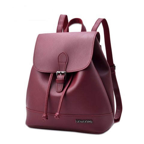 Backpacks for women Handbags for women Top Quality PU Leather School Backpacks