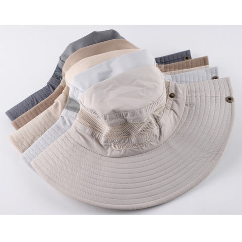 f7a85be59e0 Sun Hat Fishing Hat Outdoor Hiking Hats for Camping Hat for Men Hats for  Women
