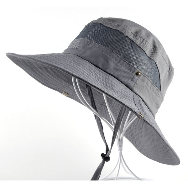 Sun hat men bucket hats women summer fishin cap wide brim uv protection flap hat breathable 8edc0e3b 9408 4f2e a07b f38d548af97f grande