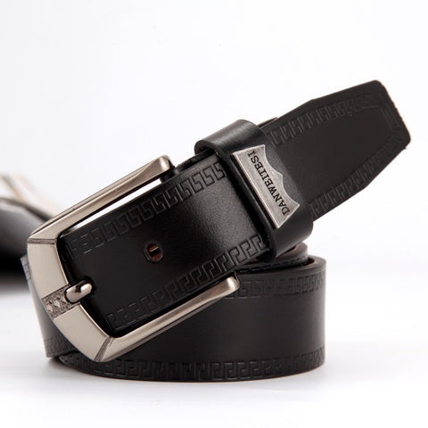 Mens Belt Leather Vintage Classic Pin Buckle Designer Belts Belts For Men Women