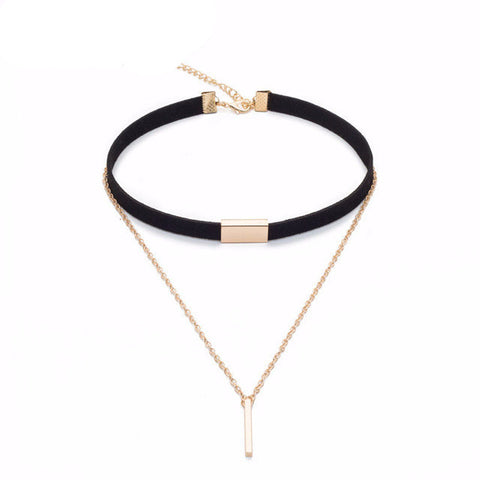 Choker Necklace Vintage Jewelry Fashion Jewelry Necklaces for Women Gold Chain