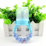 Mesh Bag Baby Feeder Fresh Food Feeding Baby Fruit Pacifier Nipple Fresh Food