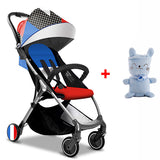 High End Baby Strollers Baby Carriage Pram Pushchairs Travel Stroller Baby Pram