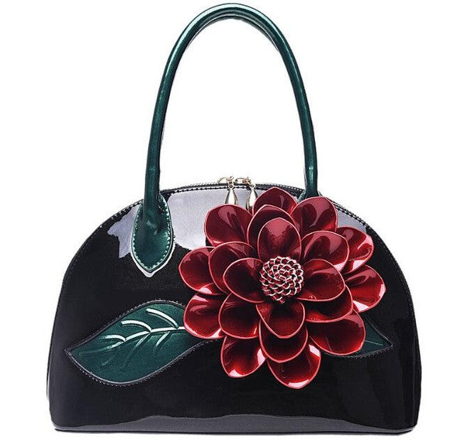 Patent Leather Designer Handbags Sale Tote Bags Top Handle Purses Handbags  for women 6792346ab6